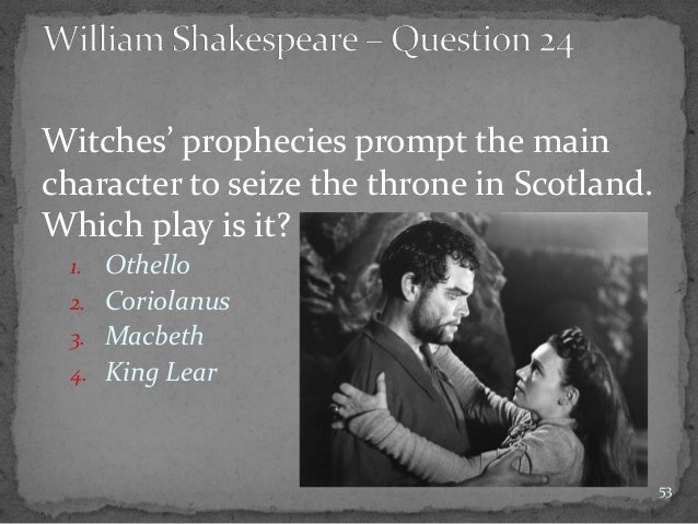 an analysis of the main character in king lear by william shakespeare Video: king lear: character analysis & sketch william shakespeare's tragic drama 'king lear' is among the most frequently read, performed and studied of shakespeare's plays.