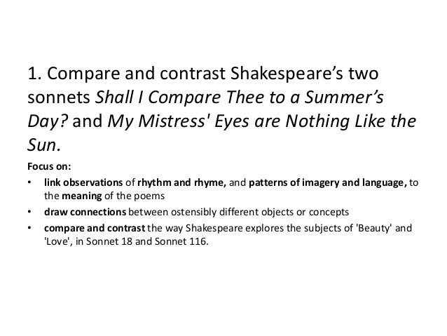 comparing and contrasting shakespeares characters in macbeth Both shakespeare and dostoevsky create characters who decide their own existence a comparison and contrast of shakespeare's macbeth macbeth 57% comparison and contrast of two countries (apa style - 1700 words.