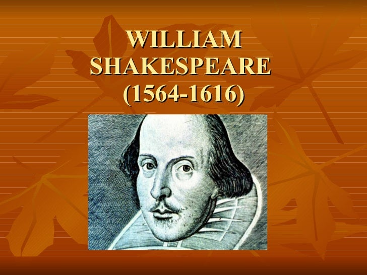 autobiography of william shakespeare pdf
