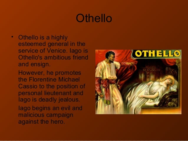 Othello themes and issues