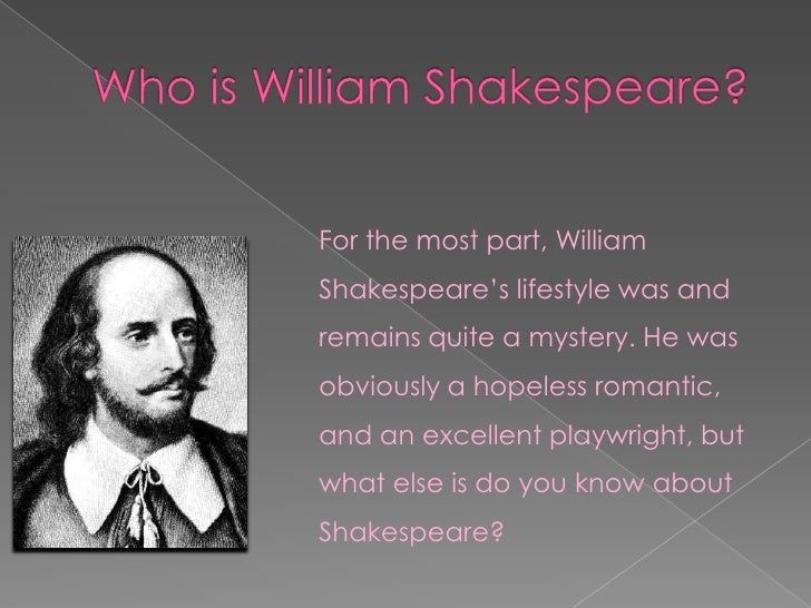 willaim shakespeares life essay Category: essays papers title: the life of william shakespeare.