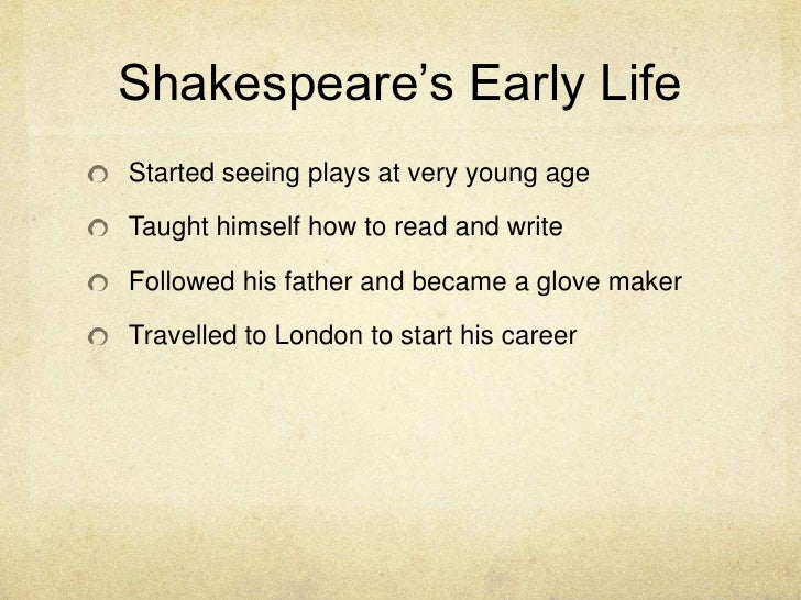 explore shakespeares presentation 2 essay Explore the timeline consider the dramatic importance of shakespeare's presentation of the relationship between hamlet and hamlet » possible essay questions.