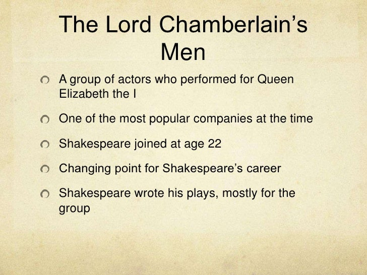 the early life and literary career of william shakespeare The importance of shakespeare  william shakespeare has become an  one must be familiar with the early days of english literature in order to comprehend.