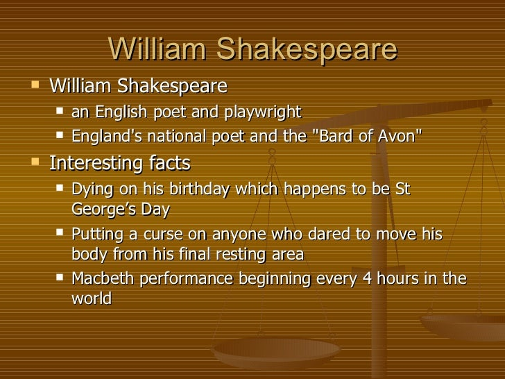 william shakespeares life Personal background william shakespeare was born in 1564 in stratford-upon-avon, england, northwest of london, to john shakespeare and mary arden william's fat.