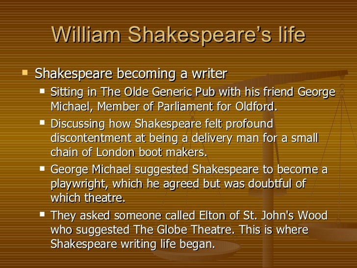 a biography of william shakespeare William shakespeare, stratford on avon, united kingdom 16,366,268 likes 12,909 talking about this william shakespeare (april 1564-1616) was an.