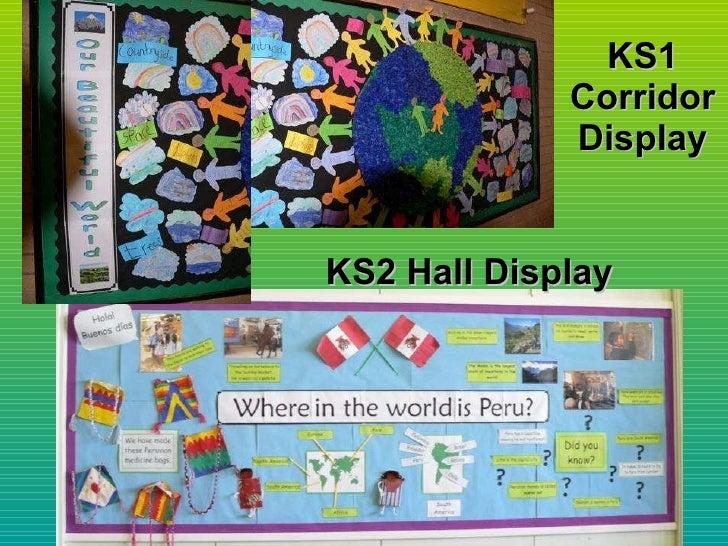 Geography on display ks1 corridor display ks2 hall display gumiabroncs Images