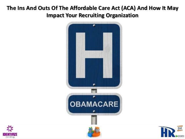 The ACA's Positive Economic Impact