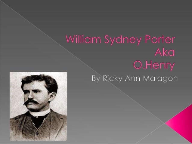  O. Henry was born on September 11,1862 in Greensboro, North Carolina.  His birth name was William Sydney Porter  O. He...