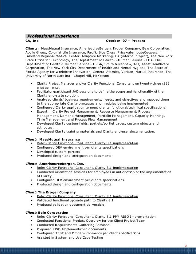 william-wiley-resume-09-oct10-2-638 Technical Health Information Management Resume on manager sample, management operations manager, coordinator sample, technology new graduate, management director,