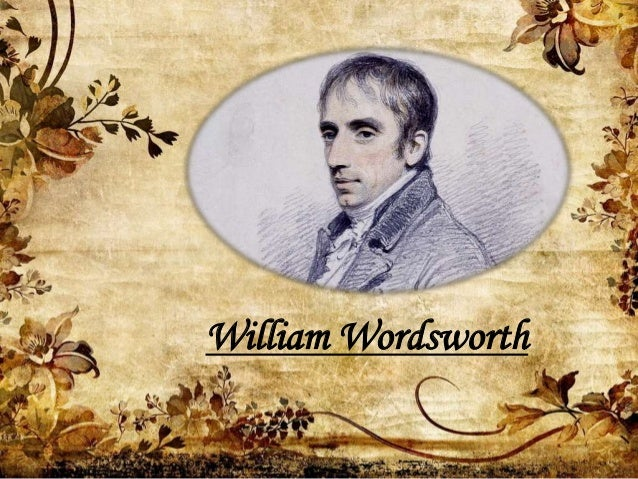 william wordsworth social point of view Dorothy wordsworth phrased her own response to the view more  on the occasion recollected in this sonnet, william and dorothy were.