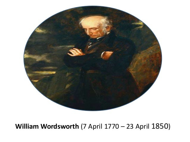 Importance of paraphrasing by william wordsworth