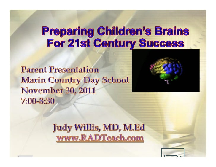 Getting to the Prefrontal CortexPREFRONTAL  CORTEX