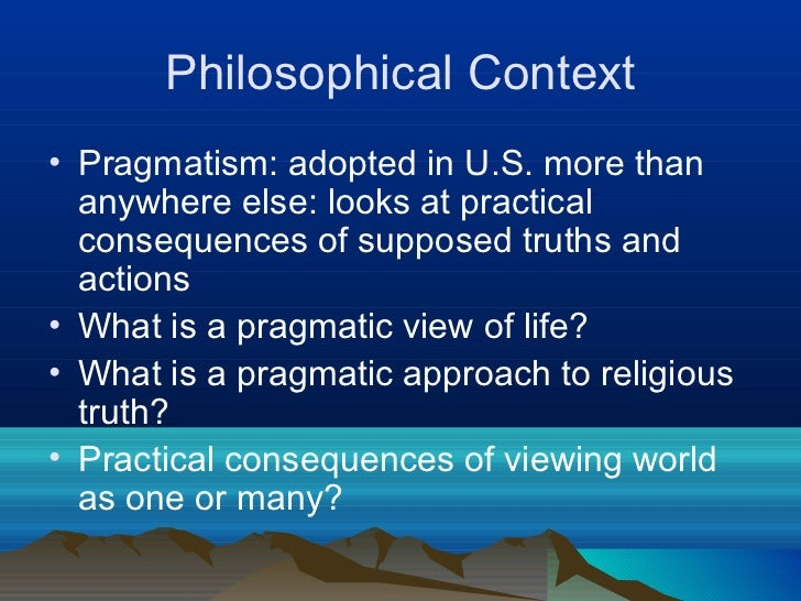 An Empiricist S View Of The Nature Of Religious Belief
