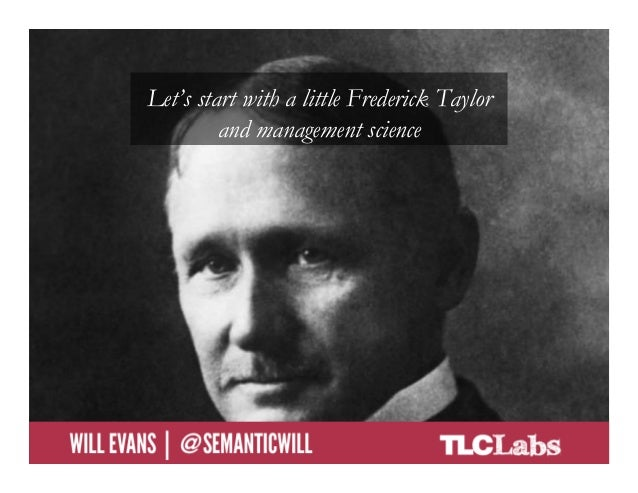 His ideas of control were also shaped by            the penal system of discipline & punish@SemanticWill | Will Evans