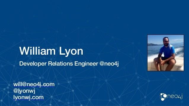 Will Lyon- Entity Resolution Slide 2