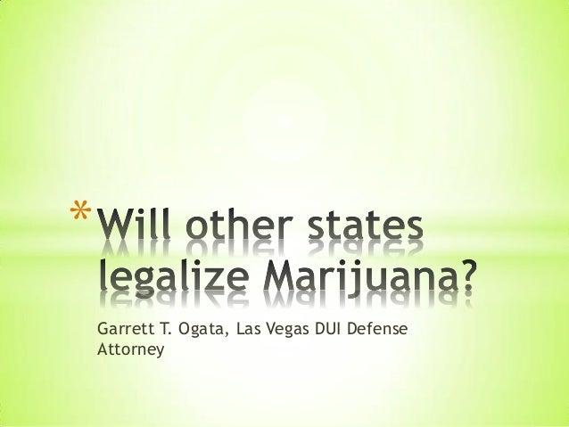 * Garrett T. Ogata, Las Vegas DUI Defense Attorney