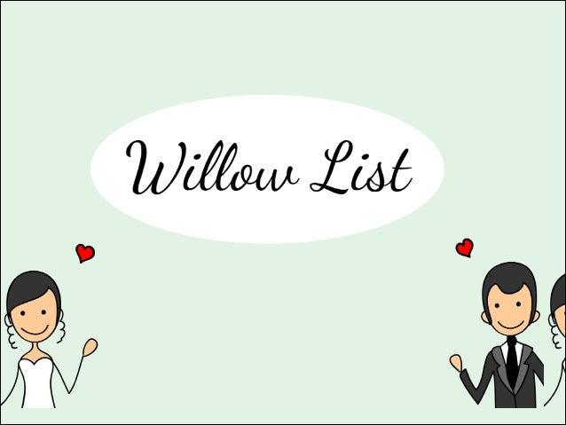 Willow listpitch 3_25_14