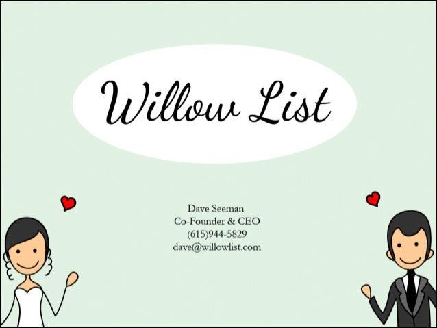 Willow List volcourt2