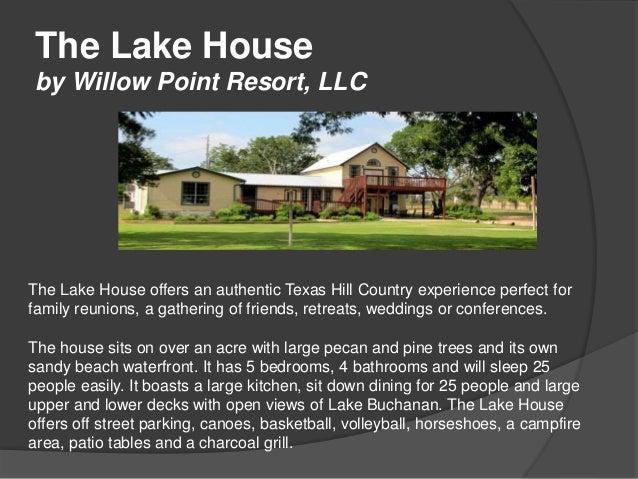 2. The Lake ...