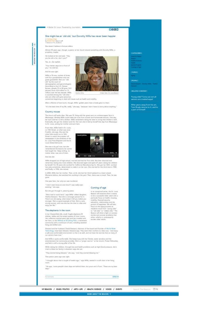 Willows and villa theresa pr st. louis beacon coverage 3 9-2012