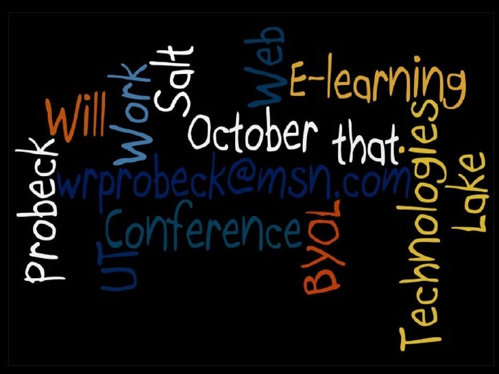 Learning Objectives What specifically will the attendees be able to do AFTER attending   your session that they couldn't d...