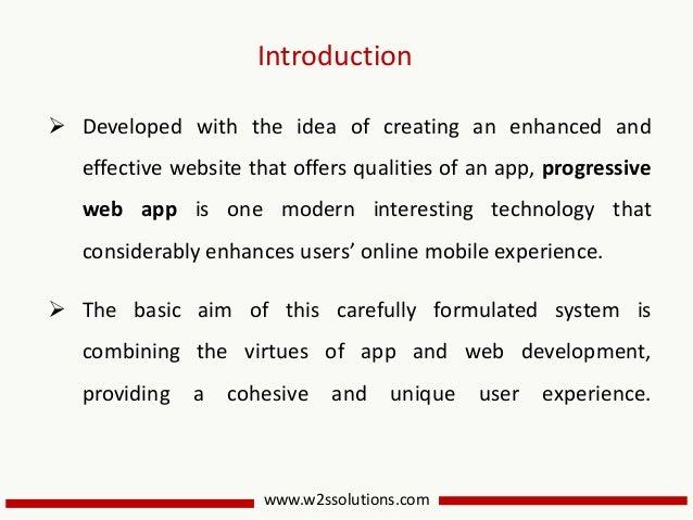Will progressive web apps impact your seo strategy Slide 2