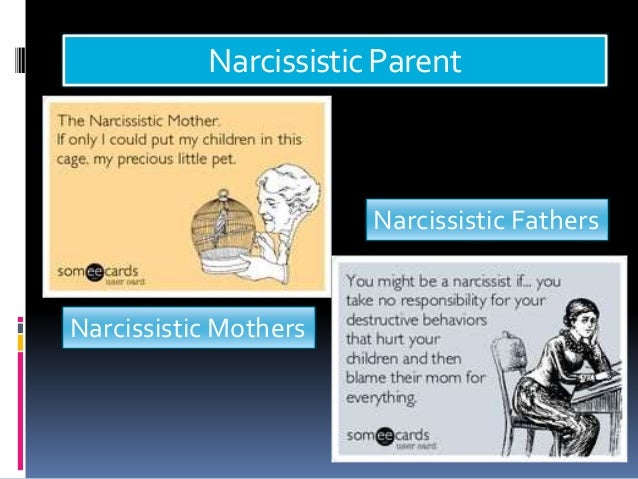 how to stand up to a narcissist parent