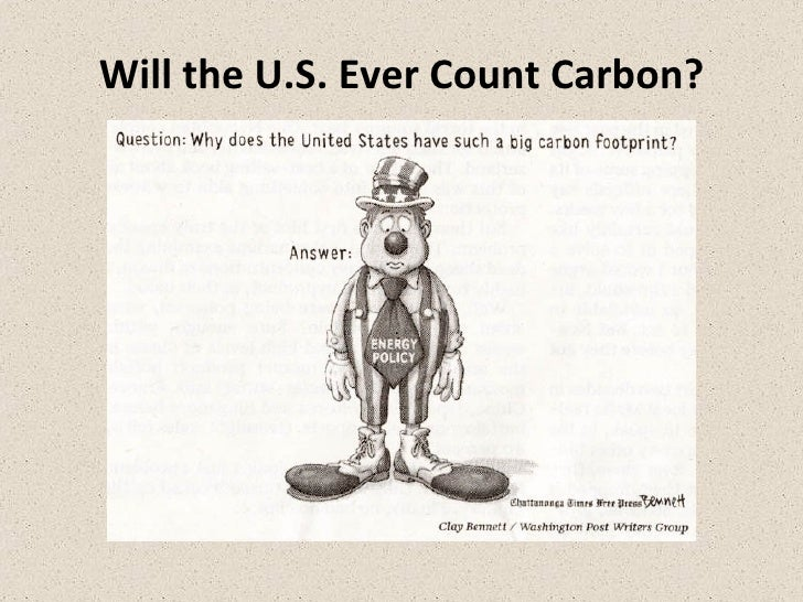 Will the U.S. Ever Count Carbon?
