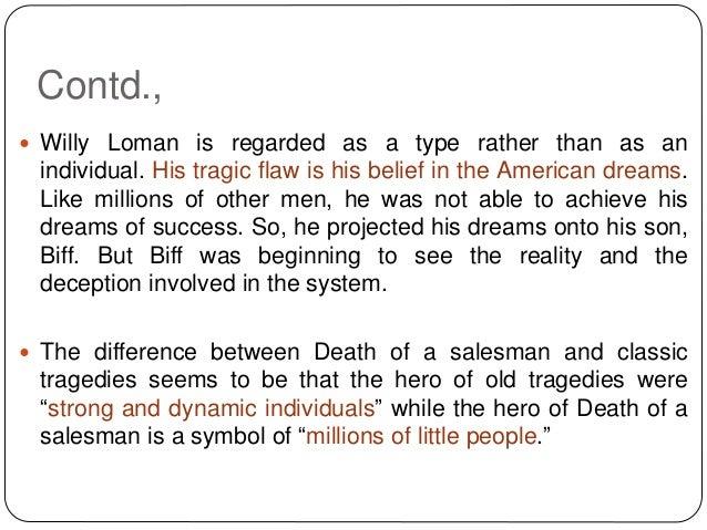 willy loman as a tragic hero pdf