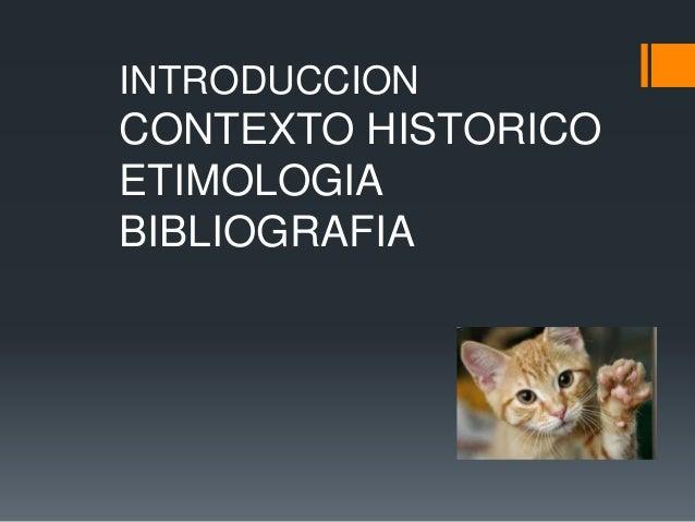 La historia de los gatos se define sobre toda la percepción que el hombre tiene del pequeño felino se cree que la domestic...
