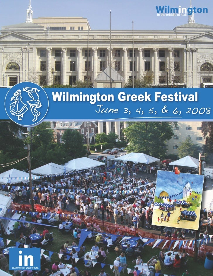 Wilmington Festivaladbook