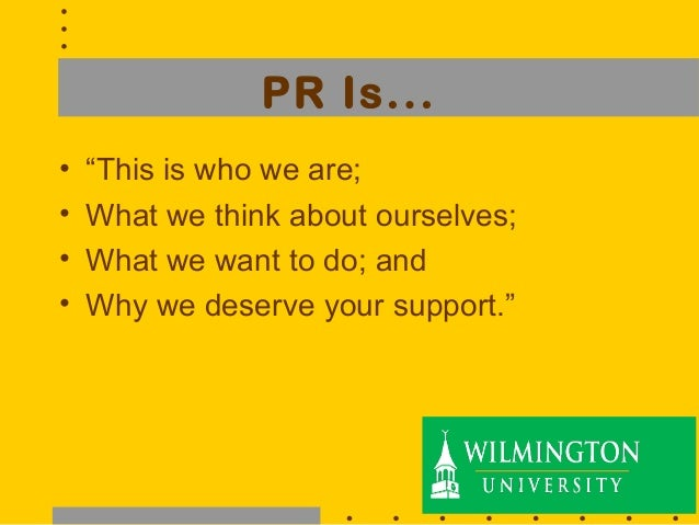 introduction to public relations pr Our graduates pursue careers as public information officers 3413 introduction to public relations 3423 public relations writing 3433 public relations publications.