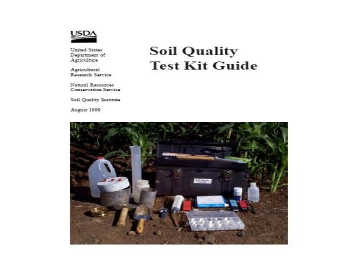Soil quality does it matter for Soil quality indicators