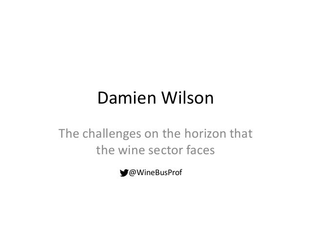 Ontario Wine - Insight Conference, March 1 2016 Slide 2