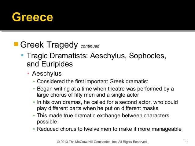 Discuss the role of the chorus in Medea.