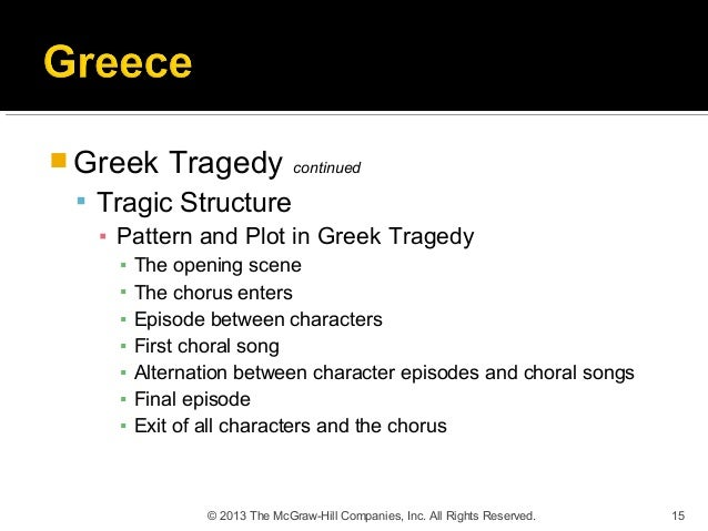 greek tragedy structure essay View notes - greek tragedy background essay from clas 170 at university of maryland an introduction to greek tragedy we will be reading a number of tragedies in this course because that genre is.