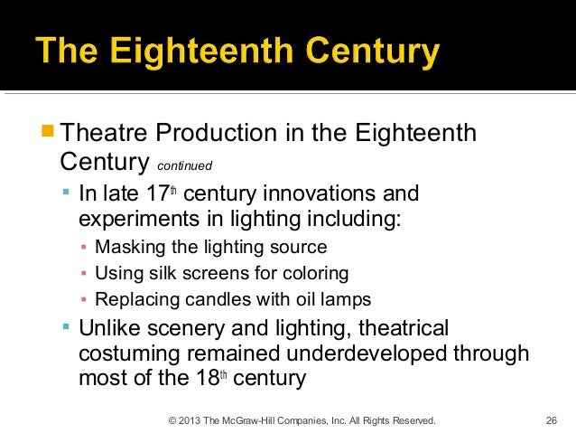 Theatrical Design And Production Th Edition