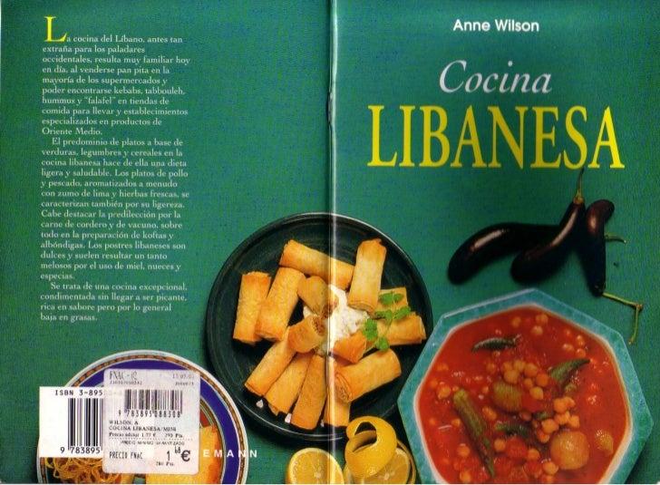 Wilson Anne - Cocina Libanesa
