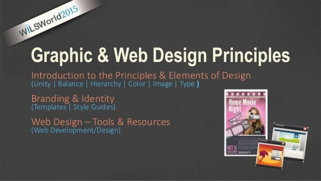 Visual Design Principles : Graphic and web design principles