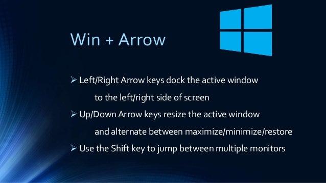 Basic Windows 10 Keyboard Shortcuts