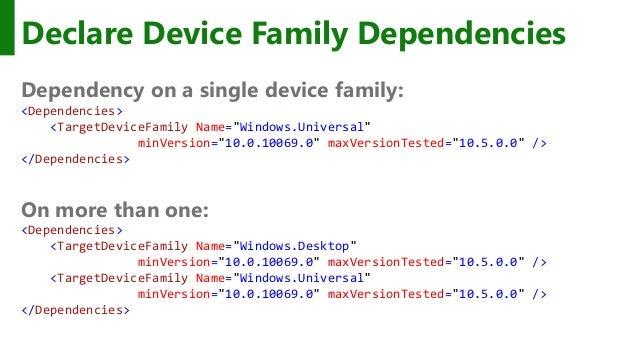 Deeper into Windows 10 Development
