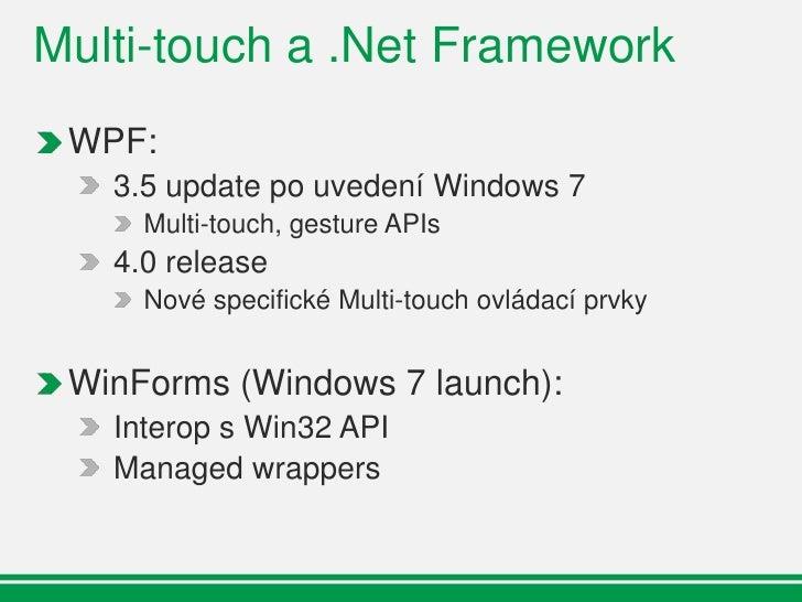 Windows 7 Taskbar  Více náhledů oken stejné aplikace  Jump Lists  Toolbar v náhledu okna  Podbarvení ikon  Možnost překres...
