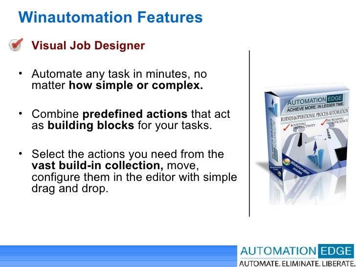 winautomation process