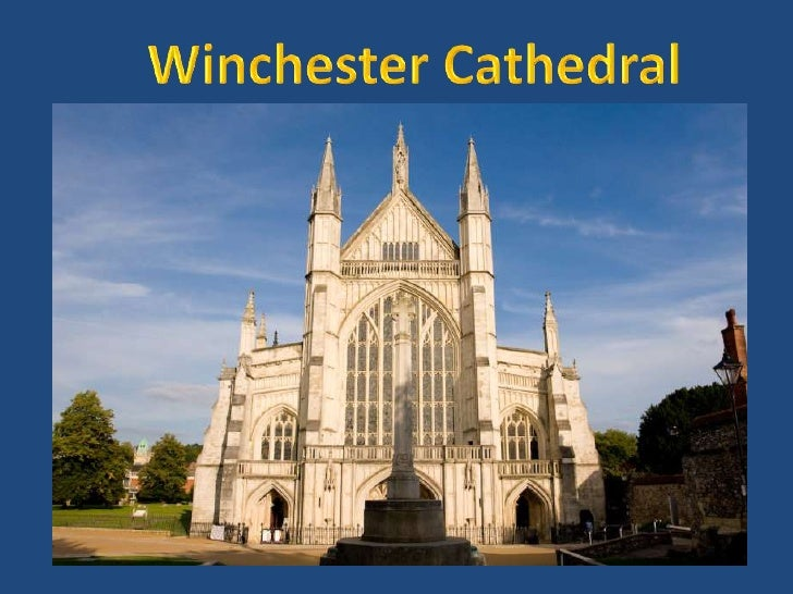 Winchester Cathedral<br />