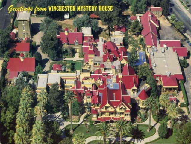 essays on sarah winchester and her mystery house Sarah winchester inherited a fortune and used it to construct a mysterious mansion in northern california a postcard showing the winchester mystery house circa 1900-05 she has published two other books and numerous essays on a wide variety of topics.