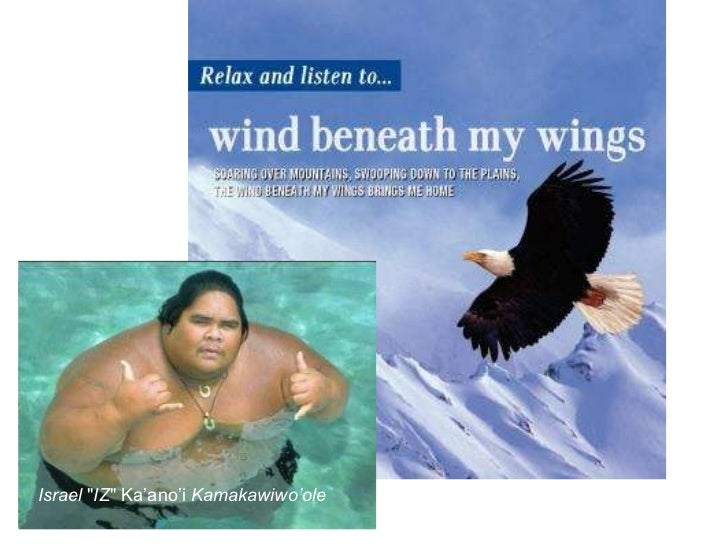 Article review wind beneath my wings