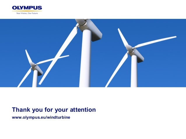 Wind Turbine Inspection Solutions: At the Heart of Your Process