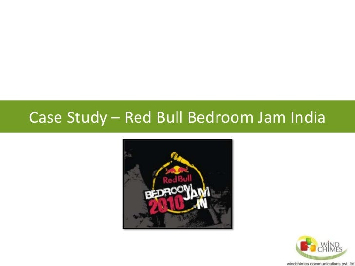 Case Study – Red Bull Bedroom Jam India