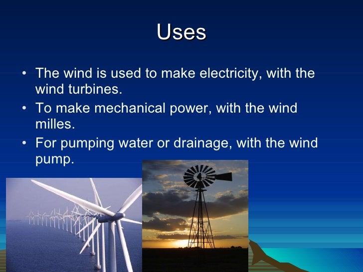 Wind Energy Presentaion