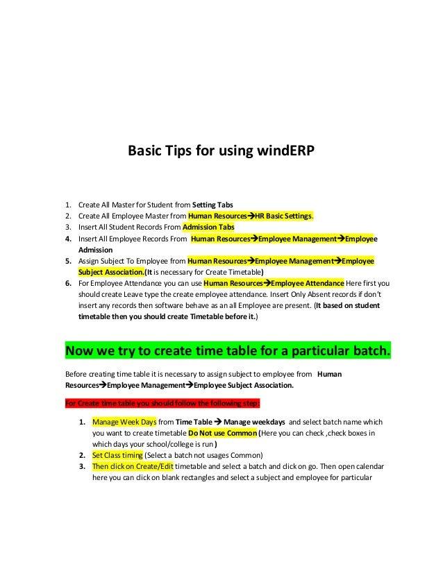 Technology Management Image: Wind Erp School-management-software , School Management System